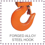 LGM Hoist Forged Steel Hook