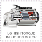 LGM Hoist High Torque Electric Motor