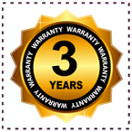 LGM hoist 3 years warranty