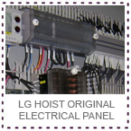 LG Hoist Original Electrical panel