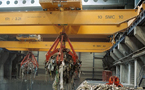 LGM Hoist for Municipal Trash Control