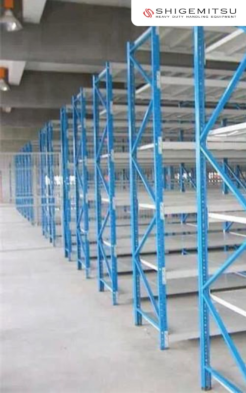 Long Span Shelving Racking Systems