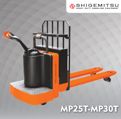 Electric Pallet Truck MP25T-MP30T