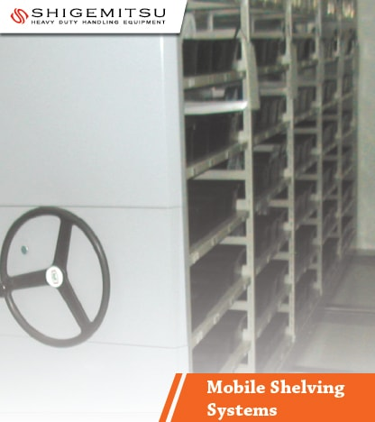 jual Mobile Shelving Systems