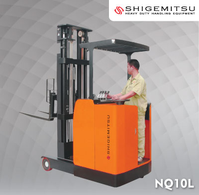 Electric Reach Truck NQ10L