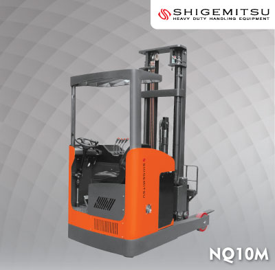Electric Reach Truck NQ10M