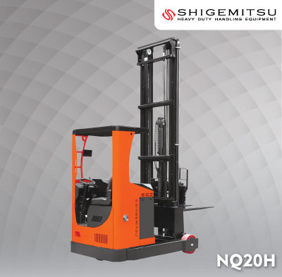 Electric Reach Truck NQ20H