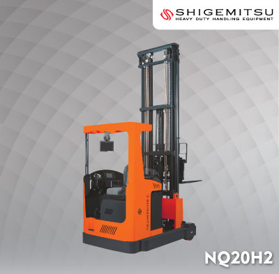 Electric Reach Truck NQ20H2