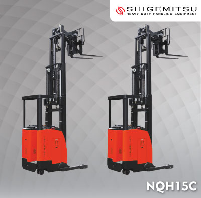 Electric Fork Reach Truck NQH15C