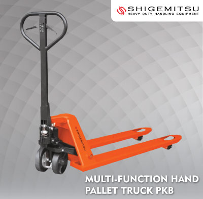 Multi-function Hand Pallet Truck PKB