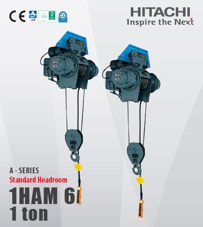 Jual Hitachi Hoist Murah Jual Electric Chain Hoist Jual
