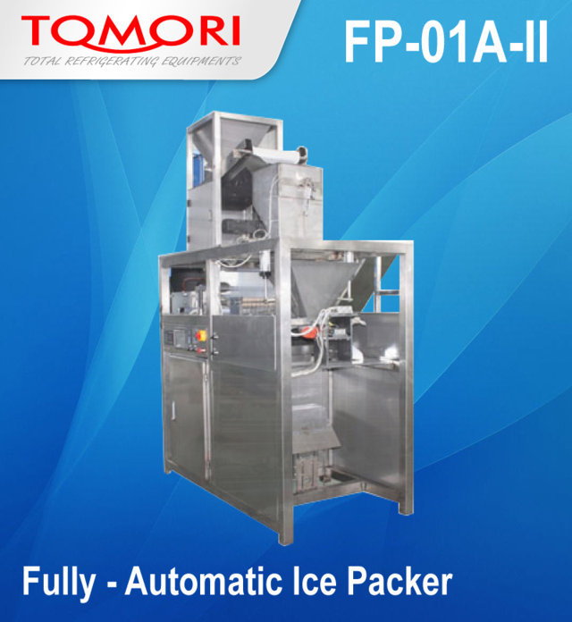 jual Ice Packing Machine Industrial