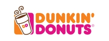 Project Reference Logo Dunkin Donut's