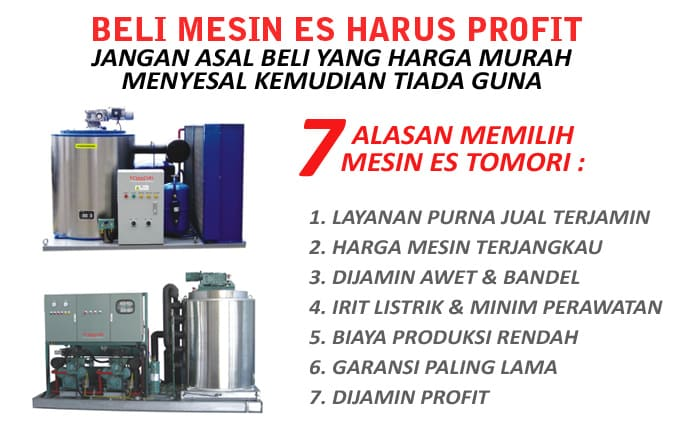 Promo Industrial Flakes Ice Machine