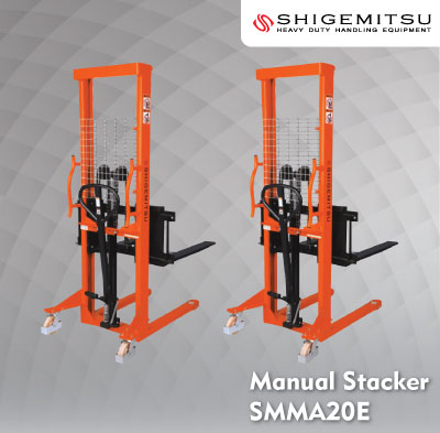 Manual Stacker SMMA20E