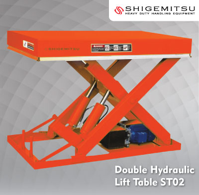 Jual Electric Table Truck ST02