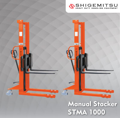 Manual Stacker STMA1000