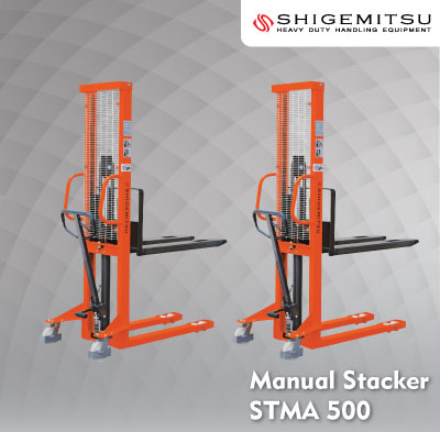 Manual Stacker STMA500