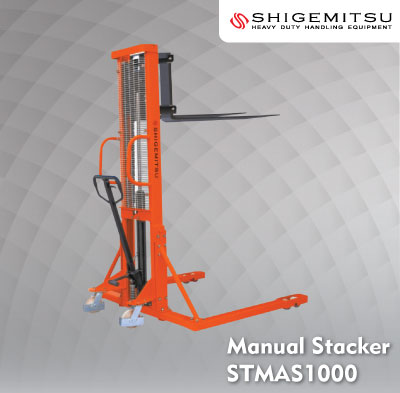 Manual Stacker STMAS1000