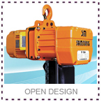 Samsung Hoist Open Design Easy to Maintenance