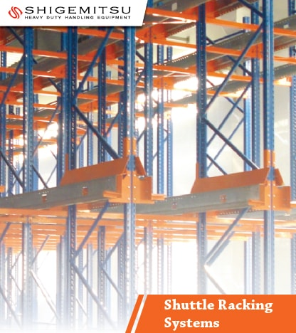 jual Shuttle Racking Systems