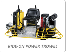 Masterpac Ride On Power Trowel 4