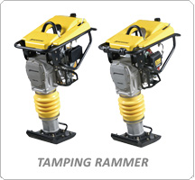 Side Content Masterpac Tamping Rammer