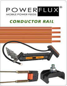 Powerflux Conductor Rail