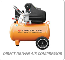 Shigemitsu Direct Driven Compressor
