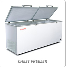 Tomori Chest Freezer