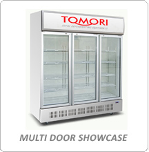 Tomori Multi Door Showcase