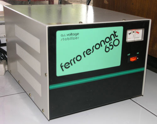 Stabilizer Ferro Resonant