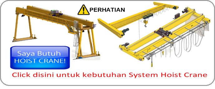 Hoist Crane Indotara