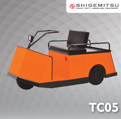 Content Electric Cart TC05