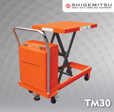 Jual Electric Table Truck TM30
