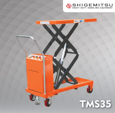 Jual Electric Table Truck TPS35
