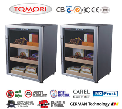 Tomori Cigar Humidor CX-54CT