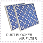 Tomori Dust Blocker Air Filter Cube Ice Maker