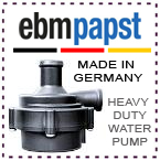 Tomori EBM PAPST water pump brand cube ice maker