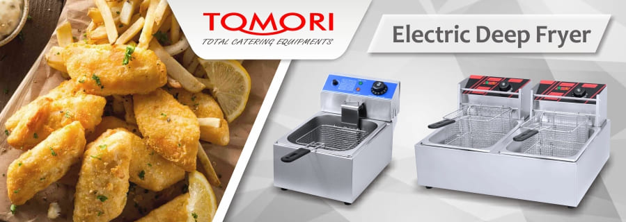 Jual Electric Deep Fryer