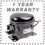 Tomori Compressor 1 Year Warranty