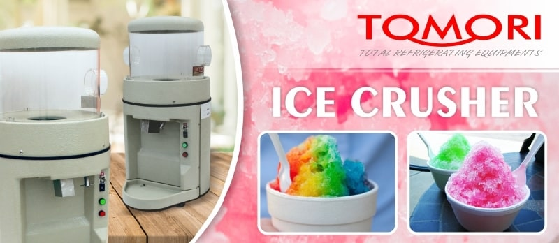 Tomori Ice Crusher