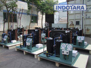 Tomori Sealed compressor cooling unit