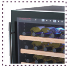 Tomori Wine Storage Anti-UV Glass Door