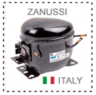 Tomori Wine Storage Zanussi Compressor