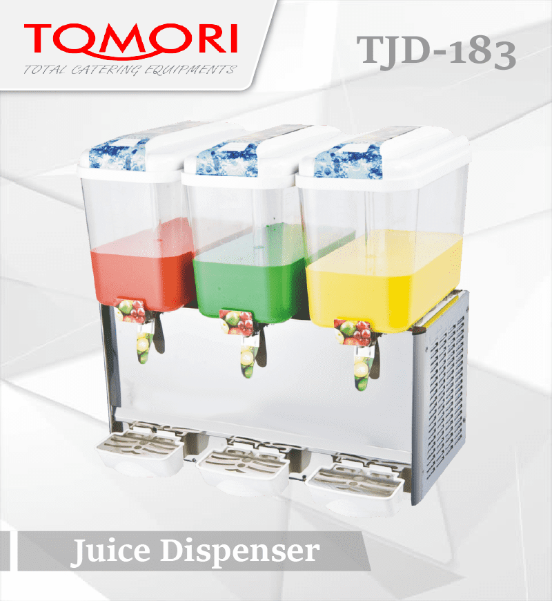 jual dispenser jus
