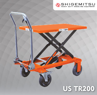Scissor Lift Table USTR200