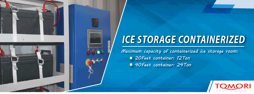 jual tomori Ice Storage