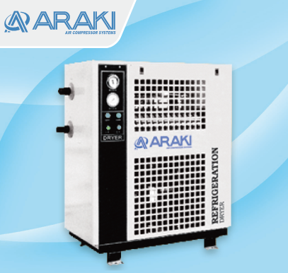 jual kompresor araki refrigerant air dryer