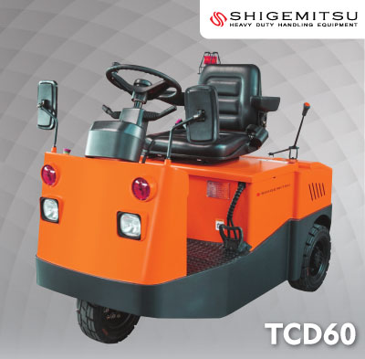Electric Tow Tractor TCD60